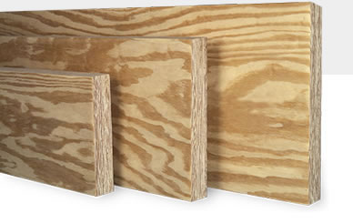 LPs Laminated Veneer Lumber LVL Is A Vast Improvement Over Solid Wood Beams Problems That Naturally Occur As Sawn Dries
